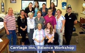 Carriage Inn, Balance Workshop