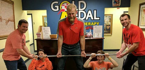 Gold Medal Physical Therapy | Bel Air MD | Perry Hall MD