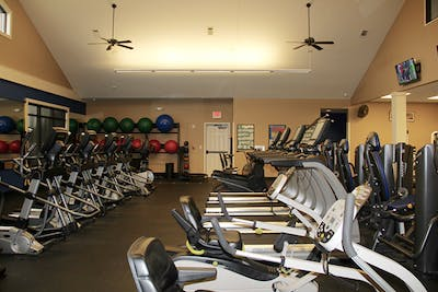 Evans Rehabilitation & Wellness | New Setup to Airodyne