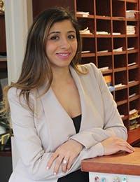 Dr. Gina Dibbini-Yaghoubi