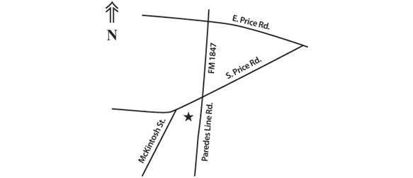 Brownsville Map