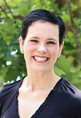 Liz Borromeo, Front Desk Administrator