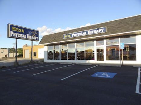 Hess Physical Therapy - Crafton-Ingram Shopping Center