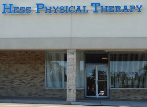 Hess Physical Therapy - Kenmawr Plaza